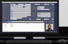 Elite Customer Relationship Management Screenshot