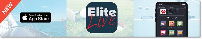 Elite Live iOS App Launched